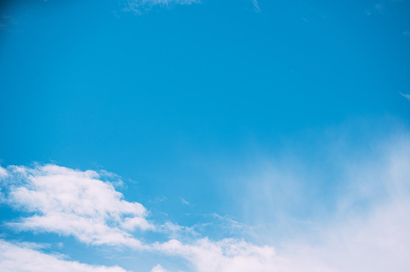 青空の画像
